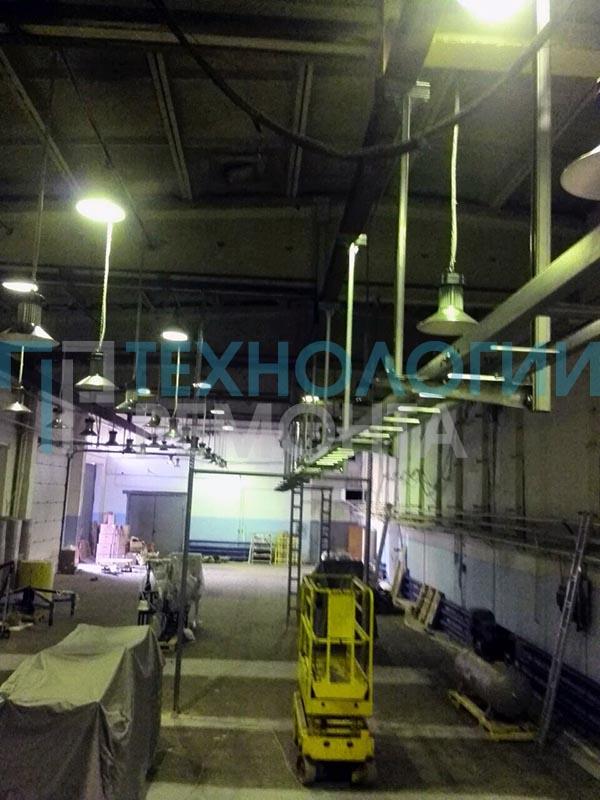 ремонт производственных помещений 3