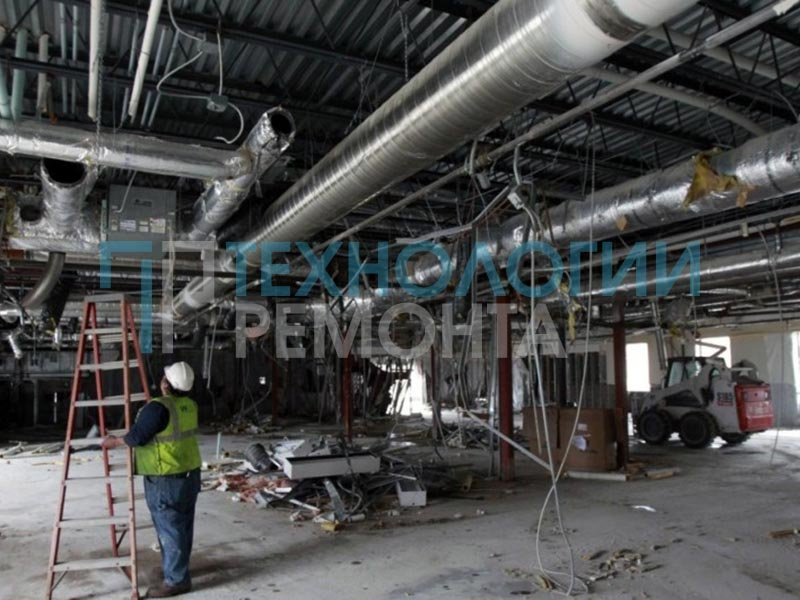 ремонт зданий 1